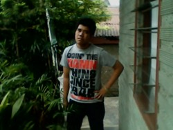 Andre ∞ - Damn Indonesia T Shirt, Vintage Skinny Jeans - Doin' The DAMN Thing Since 1945