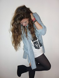 Jasmin M. - H&M Shoes - Florence + The Machine - Dog Days Are Over
