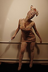 Ipek Y. -  - DIY Halloween - Silent Hill Nurse