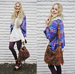 Frida Johnson - Shirt, Bianco Bag, Shoes - TODAY'S HIPPIE (: