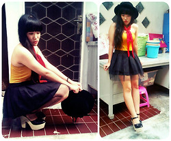 Fifi Yau - Vintage All Items, June And Julia Jessica Heels - It's been a long time