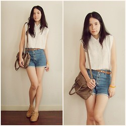 Kapongpeang K. - Shirt, Jj Short Jean - Love Weekend ^-^