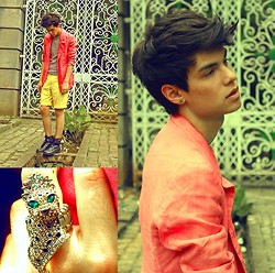 Vini Uehara - Antonieta Ring - Open The Gate