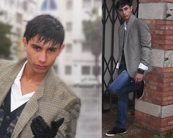 Oussama Aziz - Zara, Diesel, Breshka, H&M, Tommy Hilfiger - I see what you did there