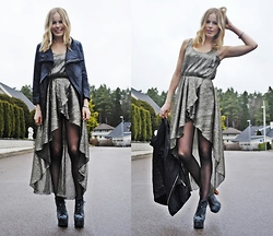 Frida Johnson - Dress, Jacket - HAPPY NEW YEAR LOOKBOOKERS! YOU'RE THE BEST! <3
