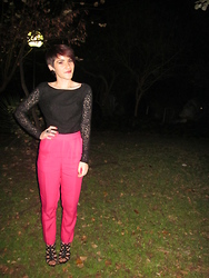 Vag Lalala - Zara Top, H&M Pants, Nine West Shoes - HAPPY NEW YEAR LOOKBOOKERS !(inside for more details)