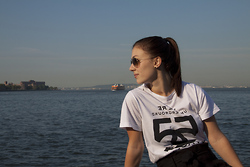 Sabrina N. - Ray Ban Sunglasses, 5preview T Shirt - We're Underground