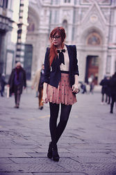 Louise Ebel - By Marlene Birger, Topshop, Asos, New Look - Duomo.