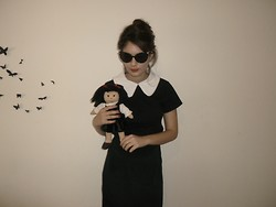Lior Eliasi - I Made This Shirt - Modern wednesday addams
