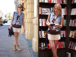 Render Sublime - Vest, Alexander Wang Kirsten Satchel - Run DMC