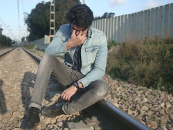 Marwan Woochi - Zara, Zara Rock Star, Black Swatch - Sur Les Rails
