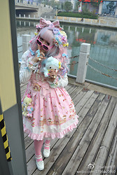 TINY Sue - Angelic Pretty Jsk - Lolita Fashion