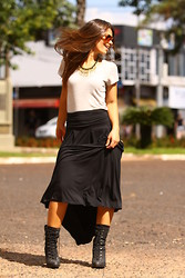 Lih Florencio -  - Long skirt!