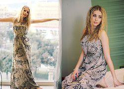 Karina Barulina - Guess? Dress - I Feel like a princess