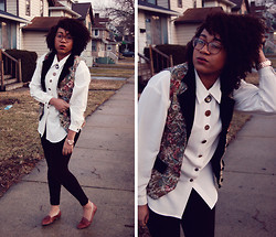 Bianca X - Its Basically All Vintage - Vanessa huxtable