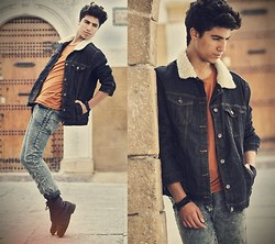 Ayoub Mani - Zara, Bershka, Cheap Monday Jeans, Dr -   You'll Need Me Someday.