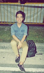 JP Dela Cruz - River Island Denim Long Sleeves, Bench Chinos - Even the best fall out sometimes...