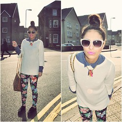 Panagiota P. - Topshop Leggings - Those spring days 유✌