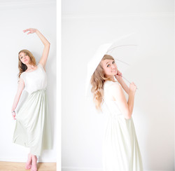 Mariah Nicole - Handmade Dress - Spring