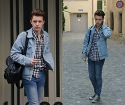 Eliah M - Salva Rucksack, Cheap Monday Skinny Jeans - - if we could only be quicker