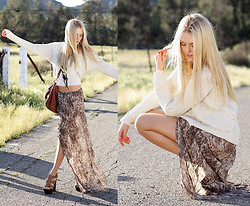 Shea Marie - Free People Skirt - Road Less Traveled