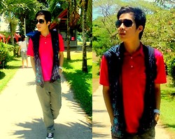 Michael John Alvarez -  - If I was your boyfriend, I'd never let you go:)