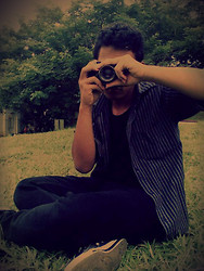 Sigit Saputra - Nikon D3000, Converse All Star, Crocodile, Playboy - Inspiration