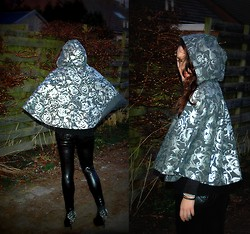 Nonna Tiwow - Diy, Leather, Nelly Trend Forget Your Boyfriend - Silver riding hood