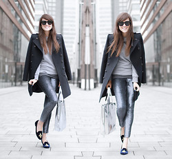 Andy T. - Iro Pants, Asos Shoes, Mango Bag - TURNING PAGE