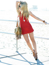 Shea Marie - Dress - BAYWATCH