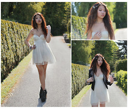 Anna Zhu - Selfmade Dress - Sóley - Pretty Face - ♥
