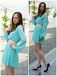 Irvy Alex - Asos Dress - I don't wanna be a doll in your collection!