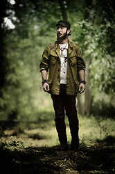 Boreas Ʊ - Berr & Bath Jungle Military Shirt, Fidel Castro Style Army Cap - Into the Wild