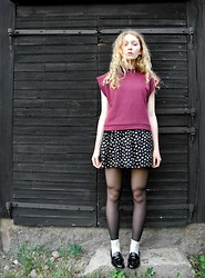 Philippa Nilsson - Beyond Retro Top, H&M Dress, Vagabond Shoes - Give up Ego and all Evil will end