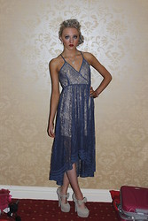 Grainne Binns - Urban Outfitters Dress - Cinderella lets go to the Ball