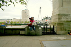 ALESSIA M. - Adidas, Scout Beanie - Jumping in London! ale's daily