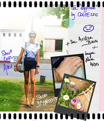 "Minda Licious - Asos Leather Short, Coltesse Happiness -  ""In Love with Dr Martens"""