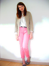 Coline H. - New Look Shoes - Pink again