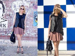 Render Sublime - Portmans Skirt, Alexander Wang Bag, 3.1 Phillip Lim Shoes - Flippy skirt