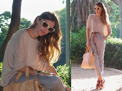 Mireia MDS - Chloé Sandals, Chloé Sunglasses - SIMPLE AND CLEAN