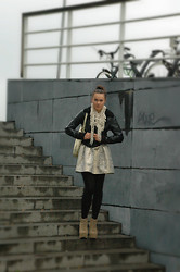 Nonna Tiwow - Jeffrey Campbell Lita Spike - Rainy days