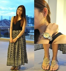 Kissa A. - Aldo Watch, Bangkok Flats - Nothing But Casual