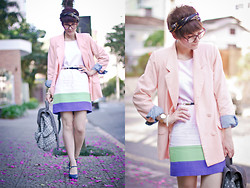 Barbara Zanella - Dress Like A Nerd 80's Blazer, Dress Like A Nerd 60's - But I'm a Girl Who Needs Some Action