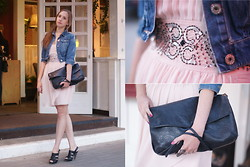 Katerine Shemyakina - Zara Bag, Oasis Dress, New Look Jacket, H&M Ring - Tenderness