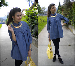 Vally T. (The Girlish Attitude) - All The Details On My Blog! - Colorful Denim
