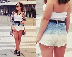 Becca S. - Diy Shorts - But for me you would make an exception