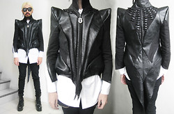 Andre Judd - Jan Garcia Couture Jacket - BATMAN
