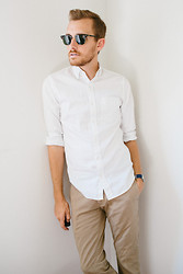 Stay Classic - J. Crew Shirt - August 5, 2012.