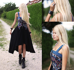 Schirin Frosch - Sugarlips Dress - Freedom for you!