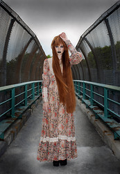 Susan Coffey - Free People Vintage - Russian Prairie